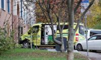 Attacker hits pedestrians with hijacked ambulance in Oslo: police