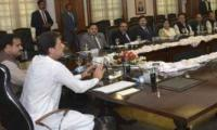 PM Imran chairs cabinet meeting