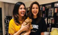 Priyanka and Parineeti Chopra share a bond similar to that of the Frozen sisters