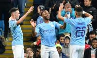 Raheem Sterling emerges as Man City's driving force with 11-minute hat-trick
