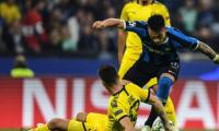 Inter Milan beat Dortmund to boost Champions League last 16 hopes