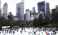 Trump´s name removed from New York´s Central Park ice rinks
