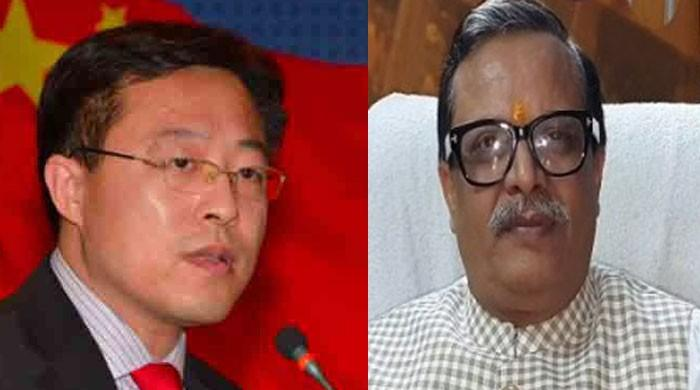 Chinese diplomat schools BJP leader for blaming Pakistan, China for India smog