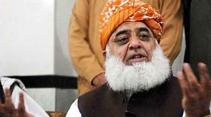 Govt needs face-saving exit not me: Maulana Fazlur Rehman