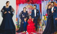 Ayeza Khan, Danish Taimoor celebrate son Rayan's birthday in style