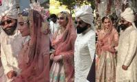 Designer Ali Xeeshan is married now!