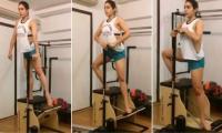 Watch video: Sara Ali Khan serves Monday motivation to hit the gym