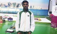 Gulfam Joseph becomes third Pakistani shooter to qualify for 2020 Tokyo Olympics