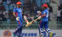 Afghanistan post 249-7 against West Indies in third ODI