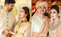 Aisha Khan welcomes baby girl with husband Major Uqbah Malik
