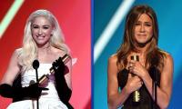 Jennifer Aniston, Gwen Stefani kissing at People's Choice Award 2019 takes internet by storm