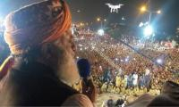 Fazl says Azadi March Plan B to begin from tomorrow