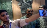 Indian pilot Abhinandan's statue installed at Karachi exhibit