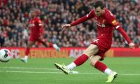 High standards helping Liverpool's full backs fire - Robertson