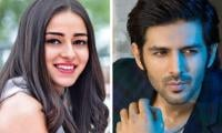 Ananya Panday gets candid about how she feels about Kartik Aaryan
