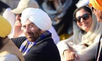 Sunny Deol on Pakistan trip: 'It was a really nice visit'