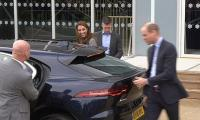 Kate Middleton stumbles, Prince William comes to her rescue: WATCH