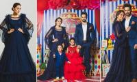 Ayeza khan, Danish Taimor serve major couple goals with latest shoot on son Rayyan's birthday