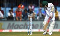 Bangladesh's Mominul Haque admits to 'tactical error' in India Test opener