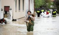 Three women drown rescuing dogs in Slovakia floods