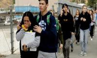 Two killed in California school shooting, teen in custody