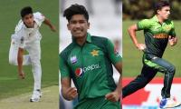 Bowling coach Ian Pont hails Pakistan's 'world class' teen pacers Naseem, Hasnain and Musa