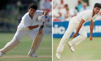 ICC gives fans major nostalgia with side by side throwback of Waqar, Tendulkar debut