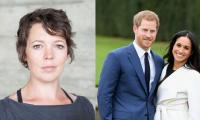 Olivia Colman condemns all negative publicity of Prince Harry, Meghan Markle