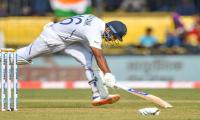 India's Agarwal hits second double ton in four Tests