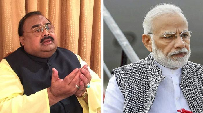Altaf Hussain asks Modi for asylum, financial help