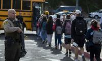 Teenage gunman in California school shooting dies
