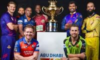 T10 League 2019: Latest points table