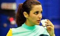 Parineeti Chopra hurts neck brutally as she shoots for Saina Nehwal biopic