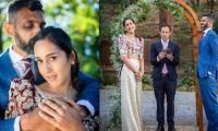 Mira Sethi ties the knot in an enchanting secret ceremony in California