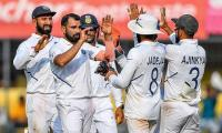 India inflict innings defeat on Bangladesh