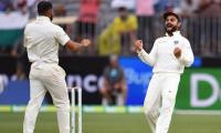 Kohli's 'hungry' men fuel India's stay at the top