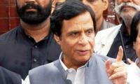 Whatever I said about Nawaz was for Imran's own good: Pervaiz Elahi