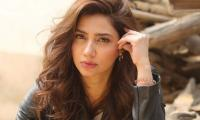 Mahira Khan likes to keep her sorrows 'concealed'
