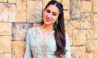 Sara Ali Khan on immense success: 'It's scary because it might all just go away'