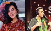 Iqra Aziz falls in love with Ali Sethi's 'soulful' voice: 'I'm a fan'