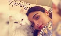 Alia Bhatt shares a picture with her furry friend Edward and we love it