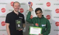 Imad Ali clinches World Junior Scrabble title as world's youngest