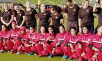 England's Army Women to play against local hockey teams