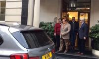 Nawaz taken to private hospital in London for check-up