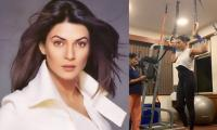 Sushmita Sen turns 44 serving major fitness motivation with workout video
