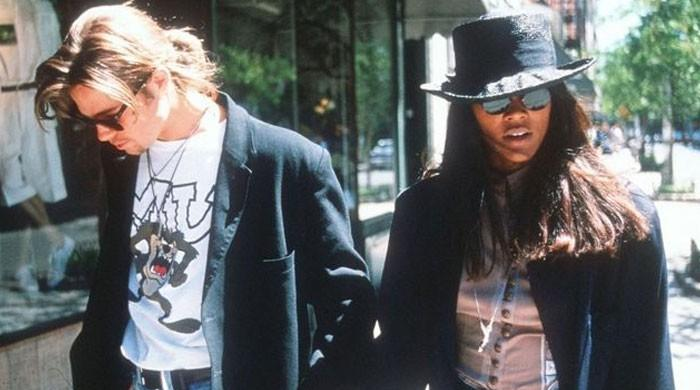 What was it like dating Brad Pitt? Robin Givens spills the beans ...
