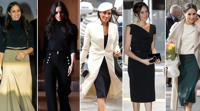 Meghan Markle - the most influential style icon of 2019