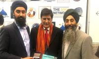 Award for PM Imran Khan by UK Sikh groups