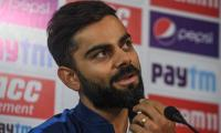 Virat Kohli wants restrain shown with day-night Tests