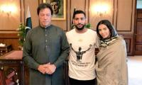 Unhappy with PM Imran, boxer Amir Khan wants to promote sports himself in Pakistan